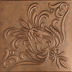"Decorative Ceiling Tiles, Inc. Store - The Wedding Present - Styrofoam Ceiling Tile - 20""x20"" -"