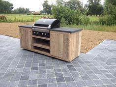 Meer dan 1000 ideeën over Buitenkeukens op Pinterest - Pizza Ovens ...