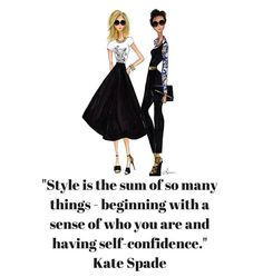 Style Is ...