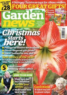 Garden News - December 10, 2016
