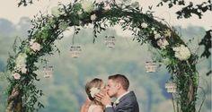 Image result for wedding arbours Wedding Arbors, Wedding Ceremony Backdrop, Ceremony Arch, Arch Wedding, Wedding Entrance, Wedding Church, Wedding Dresses, Summer Wedding, Diy Wedding