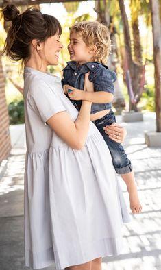 Maternity Dresses Summer, Cute Maternity Outfits, Stylish Maternity, Pregnancy Outfits, Mom Outfits, Maternity Wear, Maternity Fashion, Classy Outfits, Maternity Tops
