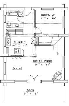 2016 3 pinterest for Zeb pilot house floor plan