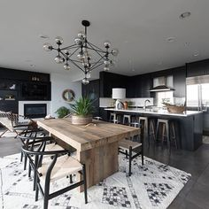 Inspiration is at your fingertips with our #SeattleShowhouse kitchen by @decoristofficial Elite Designer, @ashredmonddesign. We love the earthy notes mixed with industrial elements! #hostedbyATG