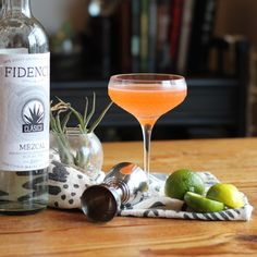 Home Bar: Naked & Famous | Turntable Kitchen