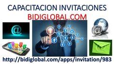BIDIGLOBAL - GAMBUSY  Capacitación Invitaciones   http://bidiglobal.com/...