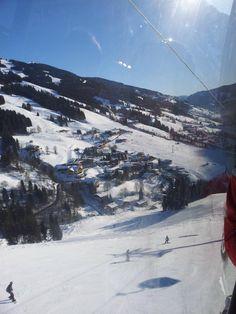 Wintersport @ Saalbach Hinterglemm