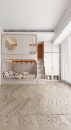 Small Room Design Bedroom, Small House Interior Design, Kids Bedroom Designs, Bedroom Furniture Design, Home Room Design, Kids Room Design, Bedroom For Kids, Box Room Bedroom Ideas, Diy Furniture