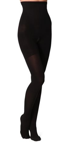 SPANX High Waisted Opaque Tights.  Need these!