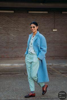 London Fall 2020 Street Style: Caroline Issa - STYLE DU MONDE | Street Style Street Fashion Photos Caroline Issa