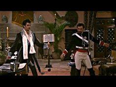 "Funny scene from: ""Zorro, The Gay Blade"" (1981)  (George Hamilton, Ron Leibman)"