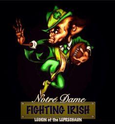 Irish Notre Dame Wallpaper, Notre Dame Irish, Go Irish, Notre Dame Football, Public Profile, Fighting Irish, Brazilian Jiu Jitsu, College Football, Alabama