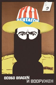 Hey, I found this really awesome Etsy listing at http://www.etsy.com/listing/101197269/soviet-anti-american-posters-the