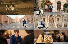 [NEWS - Kpop Herald ]  Actor Lee Min Ho  李敏鎬 CF : Chocolate Ferrero Rocher with Viewer 1.5 Million Viewers : [Date: 25 October 2015]