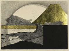 Online Exhibition, Page Two - Contemporary Japanese Prints: On the Cutting Edge | Exhibitions - Library of Congress