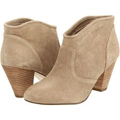 Report booties. Perfect for spring with flirty dresses