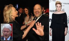 Hillary Clinton was warned about Weinstein repeatedly