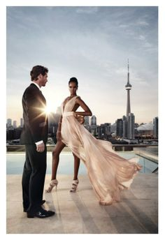 Interracial wedding in Toronto Nice Dresses, Prom Dresses, Formal Dresses, Formal Wear, Elegant Dresses, Wedding Dresses, Interracial Wedding, Interracial Couples, Cute Couples