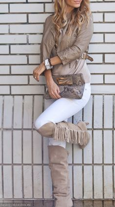Love those boots!!!