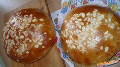 Z kg mouky je to na dva mazance/vánočky.<br><br>Uděláme kvásek:<br>kvasnice, část vlažného mléka + c...
