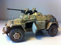 Sd. Kfz 221 By Rob Westerman