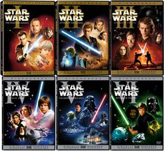 star wars IV - Google Search  There are seven feature length star wars movies in total. The original three, Episodes IV V and VI were released from 1977-1983 followed by the prequels, Episodes I II and III, from 1999-2005. Most recently in 2008 Star Wars The Clone Wars was released.