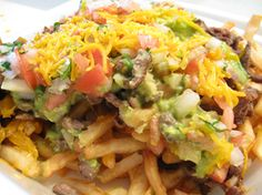 I need these in my life..now! #Carne Asada Fries. miss #SanDiego #sd