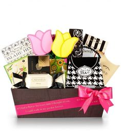 Mothers Day Gourmet Delights Gift Basket $49.95