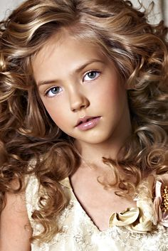 Karina Egorova (born August 13, 2006) Russian child model. Ira Bachinskaya Photography.