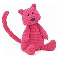 "Jellycat Plush Cordy Roy Pink Cat 15"" (Toy)  http://flavoredbutterrecipes.com/amazonimage.php?p=B001PNUPQK  B001PNUPQK"