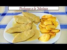 Pechugas de Pollo a la Mostaza (Fase Ataque) - Dukan Mustard Chicken Breast (Attack Phase) - YouTube