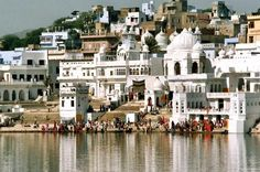 Pushkar Private Day Trip Private trip to Pushkar from Jaipur by an air-conditioned car with a guide. Pushkar is beautiful town nestled in a valley. This is considered one of the most sacred place to the Hindus because of Temple of Lord Brahma - the creator of the universe. There are numerous lakes around this temple and walking around them is a wonderful experience. Enroute visit the magnificent Fort Kishangarh and have lunch at Phool Mahal Palace by the lake.  ...