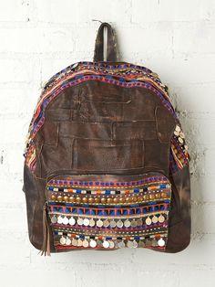 Free People Alameda Embellished Backpack  http://www.freepeople.com/whats-new/alameda-embellished-backpack/