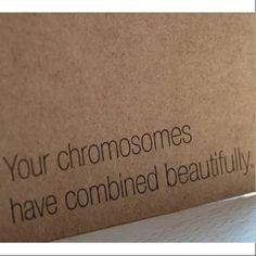 How premed/science nerds flirt ;)
