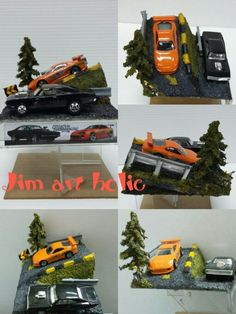 Hotwheels  Fast and furious . Hand made  IDR 750.000