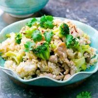 Khao Pad Kai is gebakken rijst met kip, ei en groente. In Thailand wordt dit 'op straat' bereid. Je zou het gerecht vegetarisch kunnen maken door de...