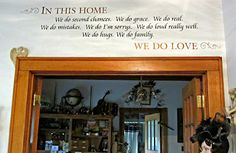 Family Wall Quote #18