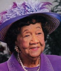 Dorothy Height, 10th President of Delta Sigma Theta