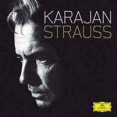 KARAJAN STRAUSS / Complete Analogue Recordings - 11 CDs + Blu-ray Audio - Deutsche Grammophon