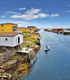 Newtown, New-Wes-Valley by Newfoundland and Labrador Tourism, via Flickr