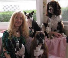 """Georgina Cyr: Animal Consultations, Workshops ~  Animal Communication is a psychic, intuitive, spiritual connection, communication or """"reading"""" to help solve animal behavioral and health problems.  I connect using these abilities long distance to help you with your animal friend.  http://www.animal-communicator.com/"""