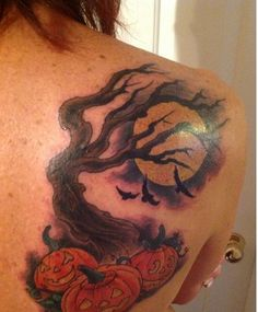 Tatuajes Halloween