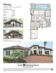 George Models, Arthur Rutenberg Homes, Room Planning, Lanai, Cabana, Great Rooms, Mansions, Luxury, House Styles
