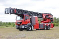Hoch, höher, Rettungshöhe - Kohlhammer-Feuerwehr