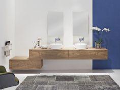 bagno moderno / Che tipo di colore si adatta meglio ad ogni stanza? #hogarhabitissimo