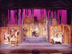 Into the Woods - another fabulous option for KATS! About to be released as a movie!