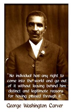George Washington Carver - Men of Honor Collection