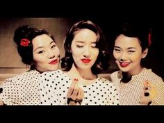 "바버렛츠 The Barberettes - ""Be My Baby""(Cover of The Ronettes) - YouTube"