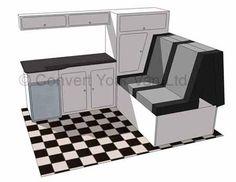 Convert Your Van Ltd - Camper / Motorhome Interior Layout Guide