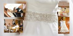 The preparations Wedding Albums, One Shoulder Wedding Dress, Our Wedding, Wedding Photos, Custom Design, Wedding Dresses, Photography, Beautiful, Ideas